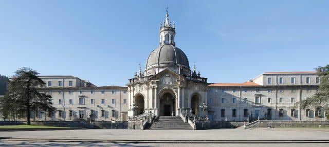Visita guiada por el santuario y basílica de Loyola