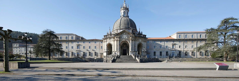 Visita guiada pelo Santuário e Basílica de Loyola