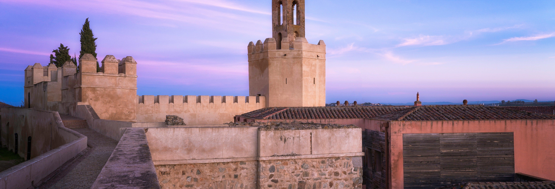 Tour por los castillos de Badajoz y Elvas