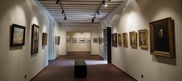 Entrada al Museo del Cerrato Castellano