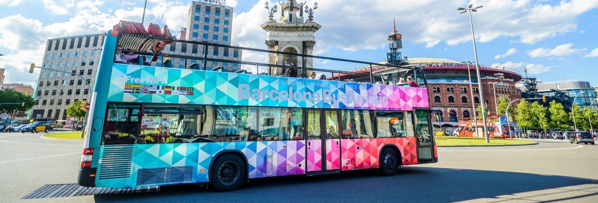 Autobús Turístico De Barcelona Reserva Online En Civitatis Com