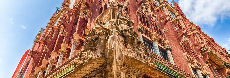 Modernist Barcelona Pass