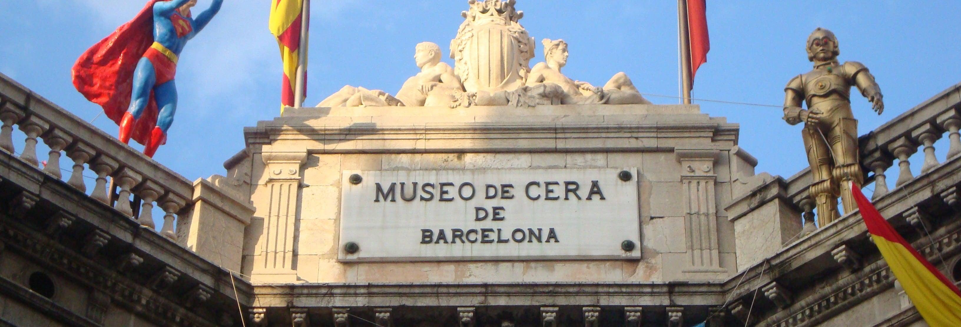 Ingresso do Museu de Cera
