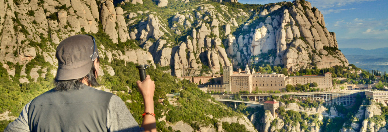 Excursão a Montserrat de um dia inteiro