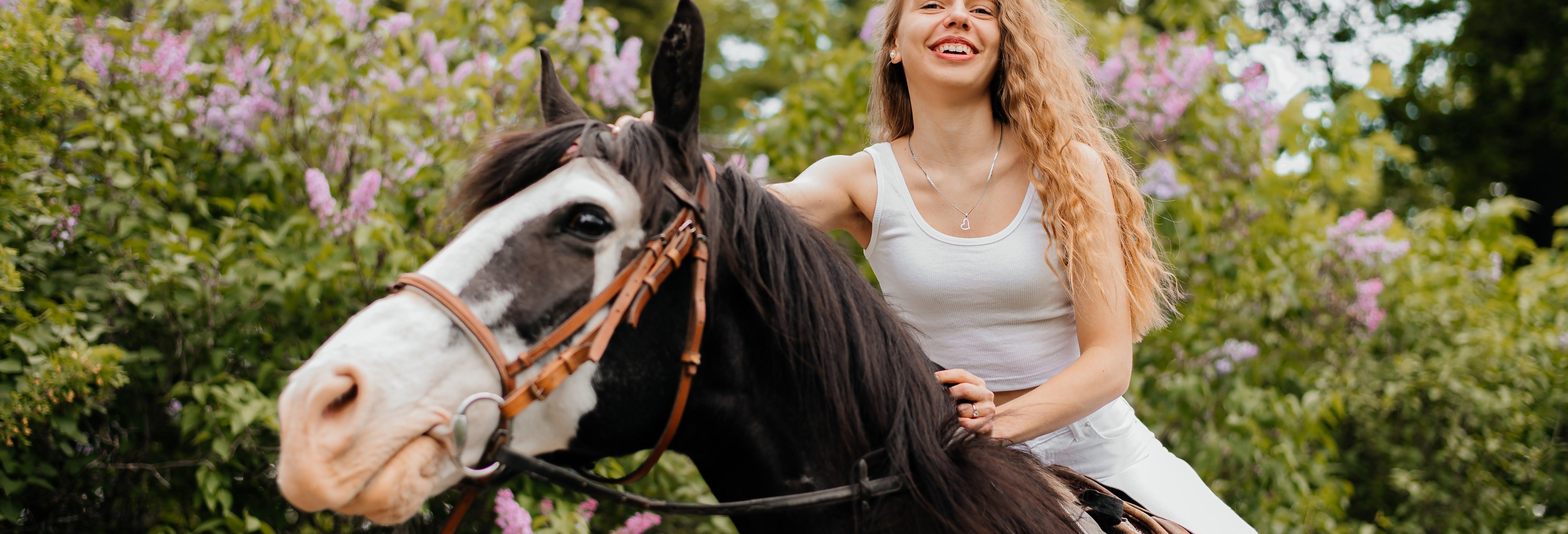 Montserrat Horse Riding Tour
