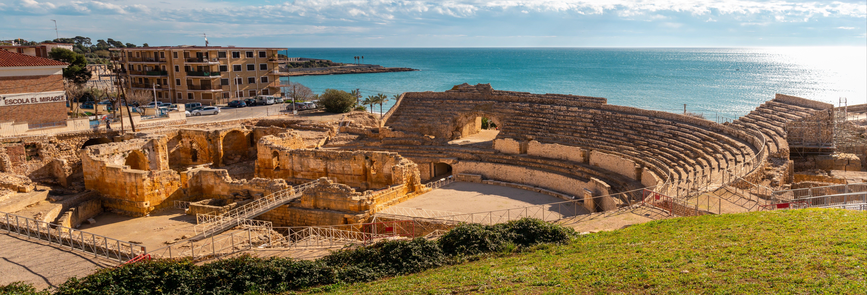Escursione a Tarragona e Sitges