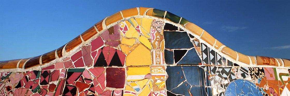 Antoni Gaudí e Barcelona