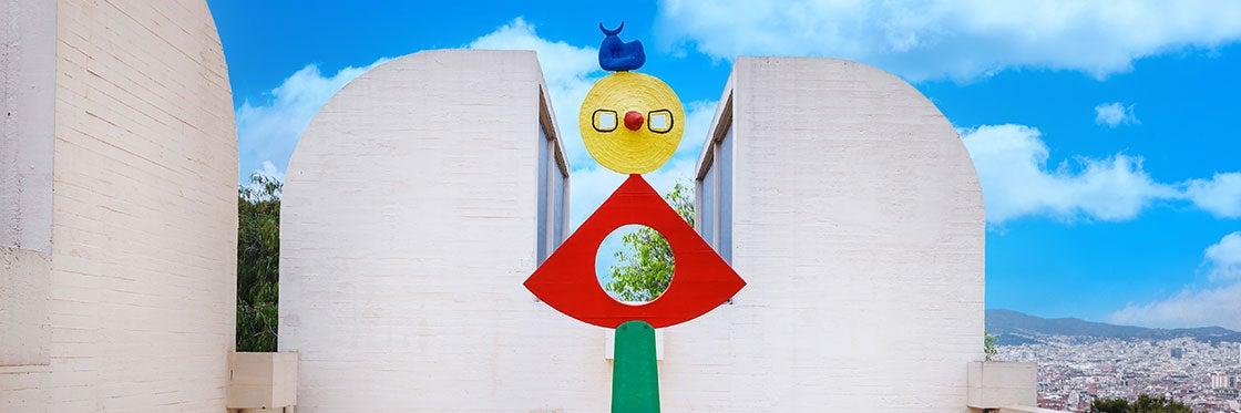 Fundació Joan Miró in Barcelona