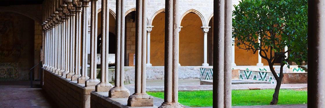 Monastery of Pedralbes, Barcelona