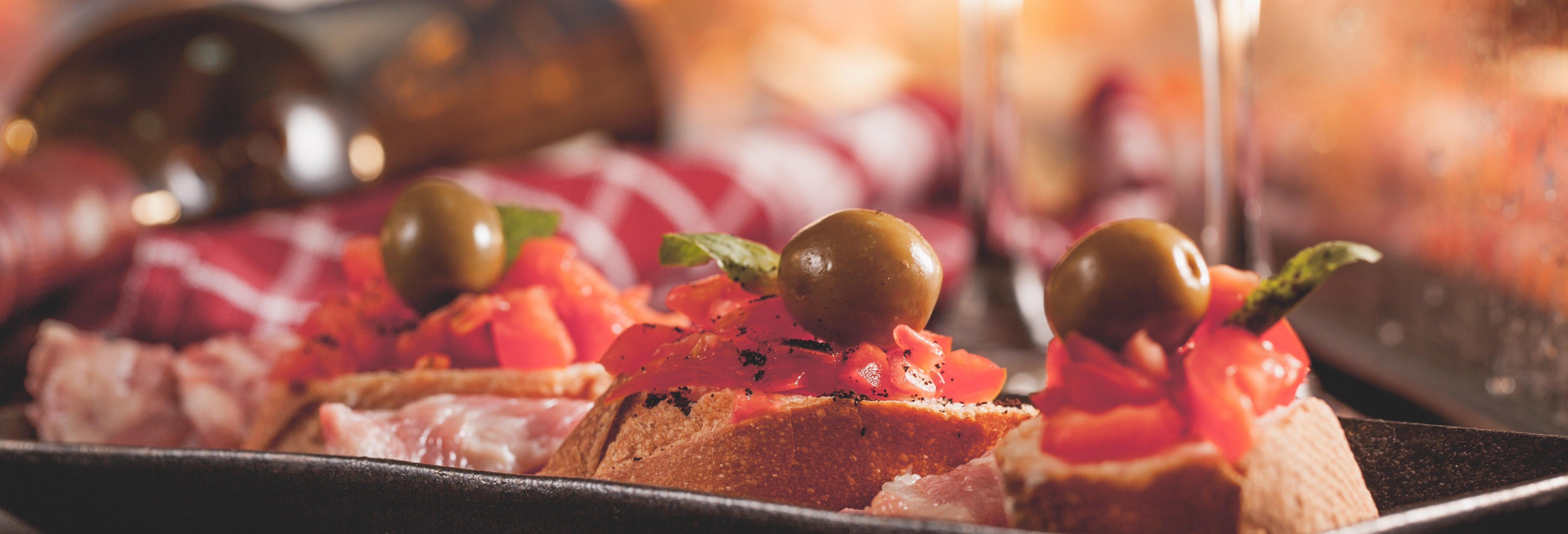 Visite El Born avec dîner de tapas et spectacle de flamenco