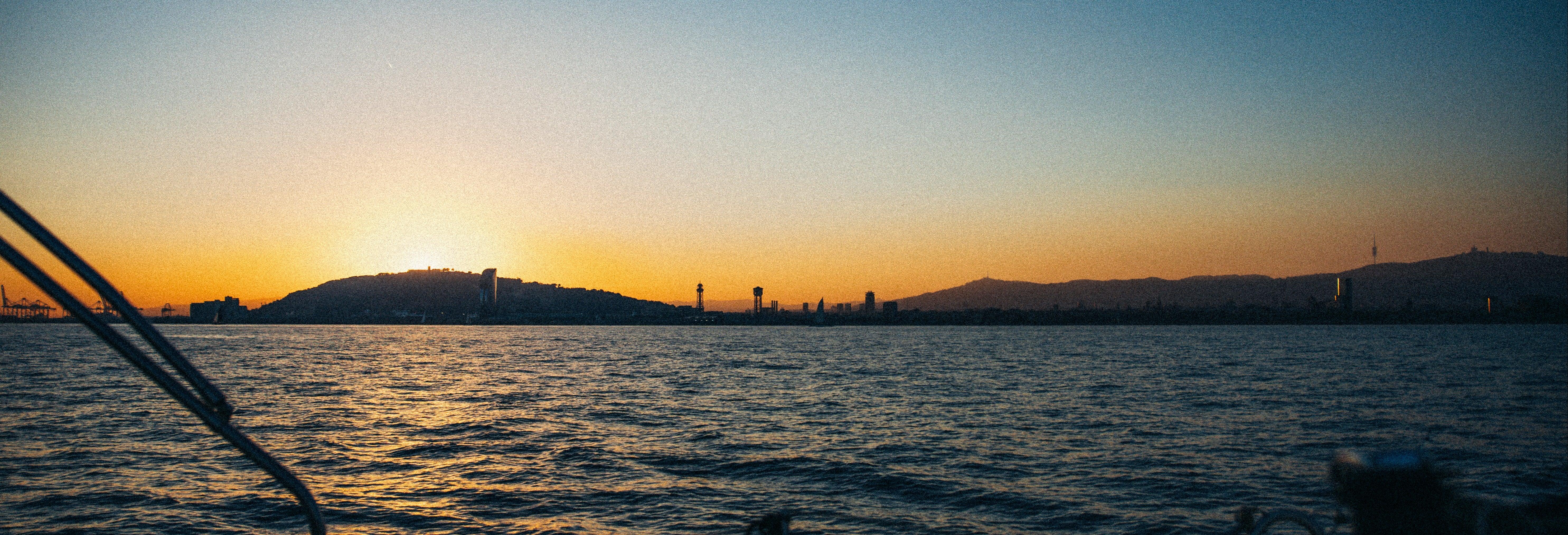 Sunset Sailboat Cruise
