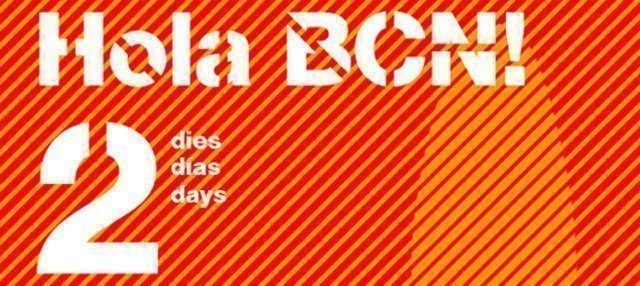 Tarjeta Hola BCN!