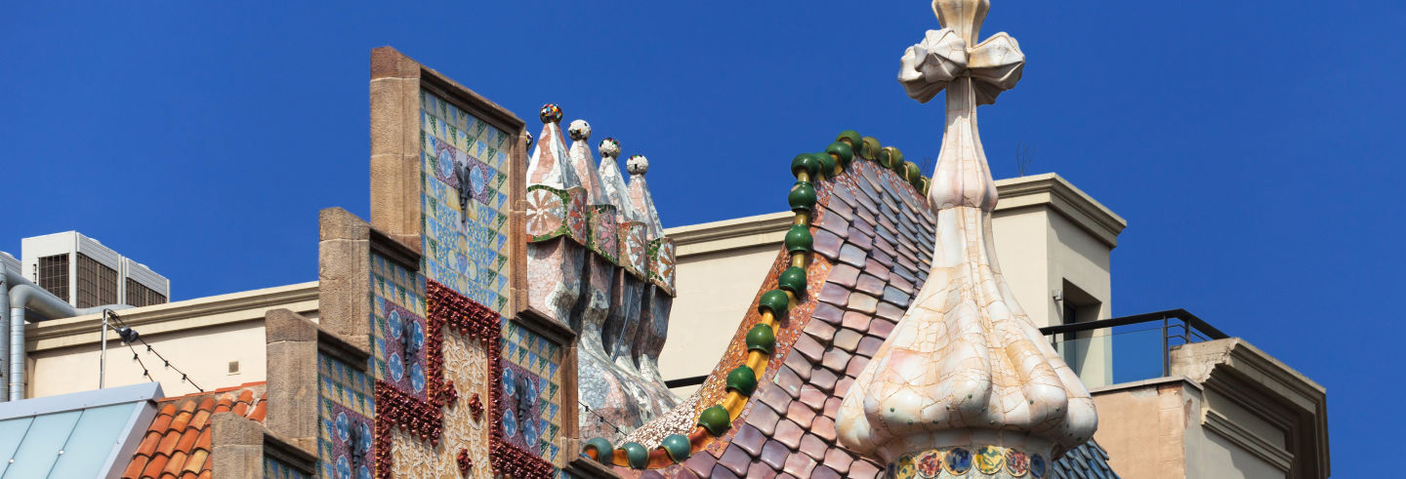 Gaudi & Modernism Free Tour