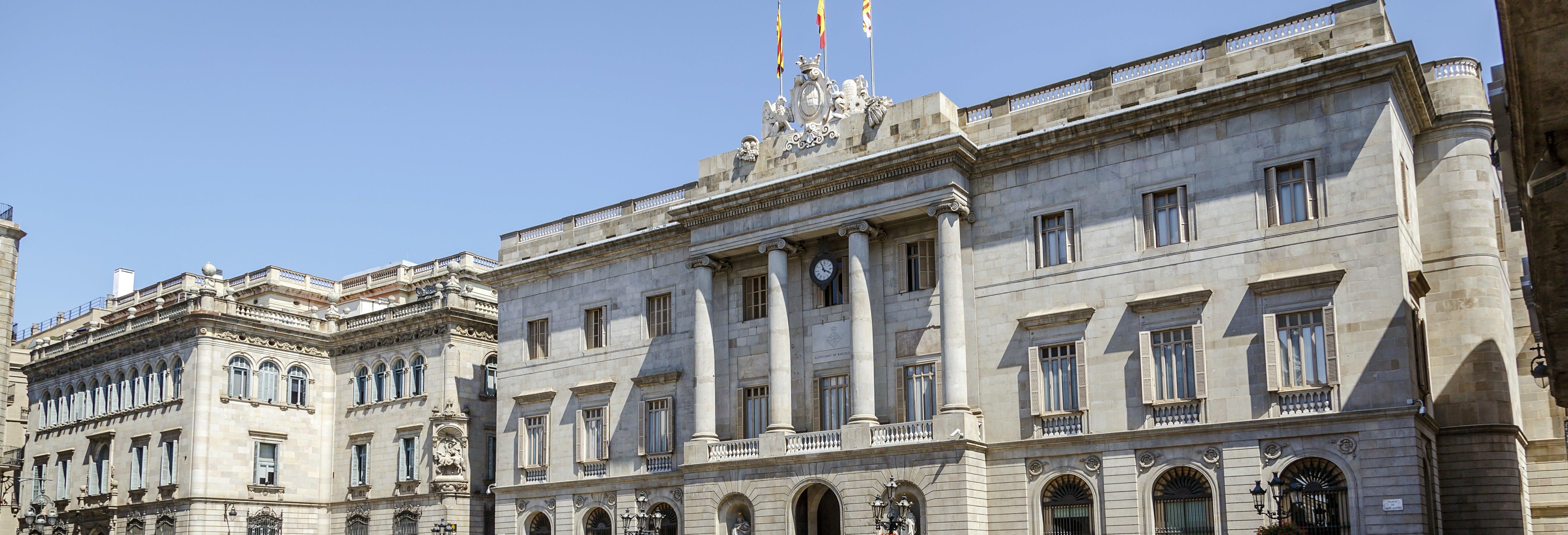 Visite du Palau Güell, de Las Ramblas et du Marché de La Boquería