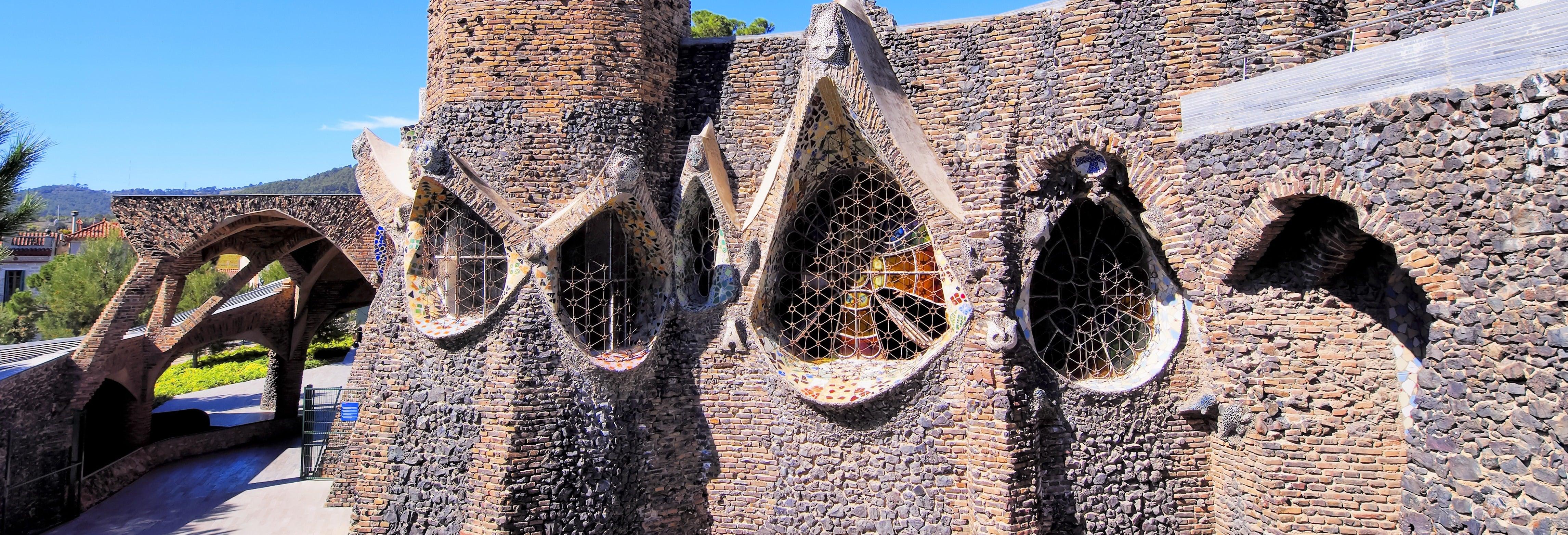 Tour pela Colónia Güell e Cripta de Gaudí