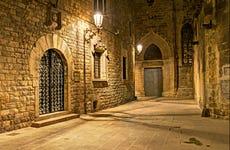 Tour de los misterios y leyendas de Barcelona