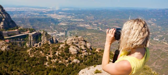 Oferta: Montserrat + Sagrada Familia