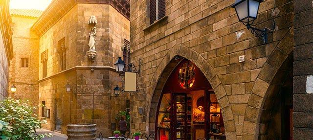 Tour privato di Barcellona