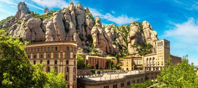 Tour del vino a Montserrat