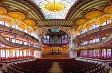 Visita guiada por el Palau de la Música Catalana