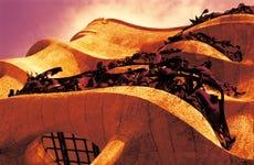 Visita nocturna y espectáculo en La Pedrera