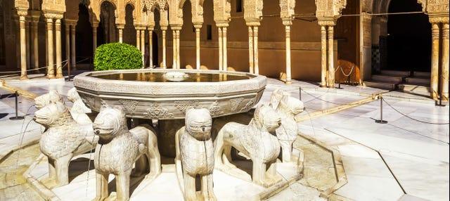 Excursión a la Alhambra