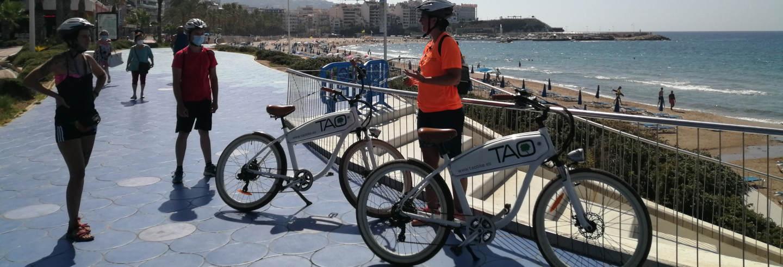 Tour de bicicleta elétrica por Benidorm