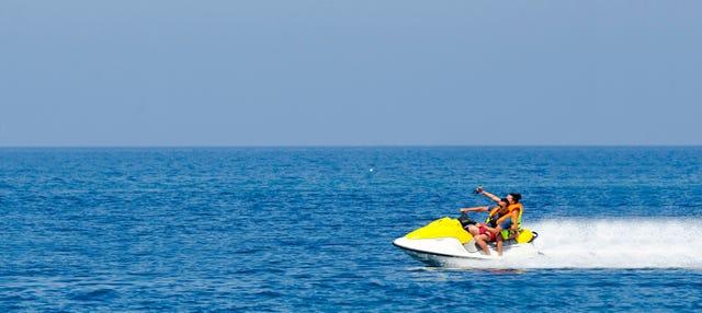 Tour en moto de agua por Benidorm