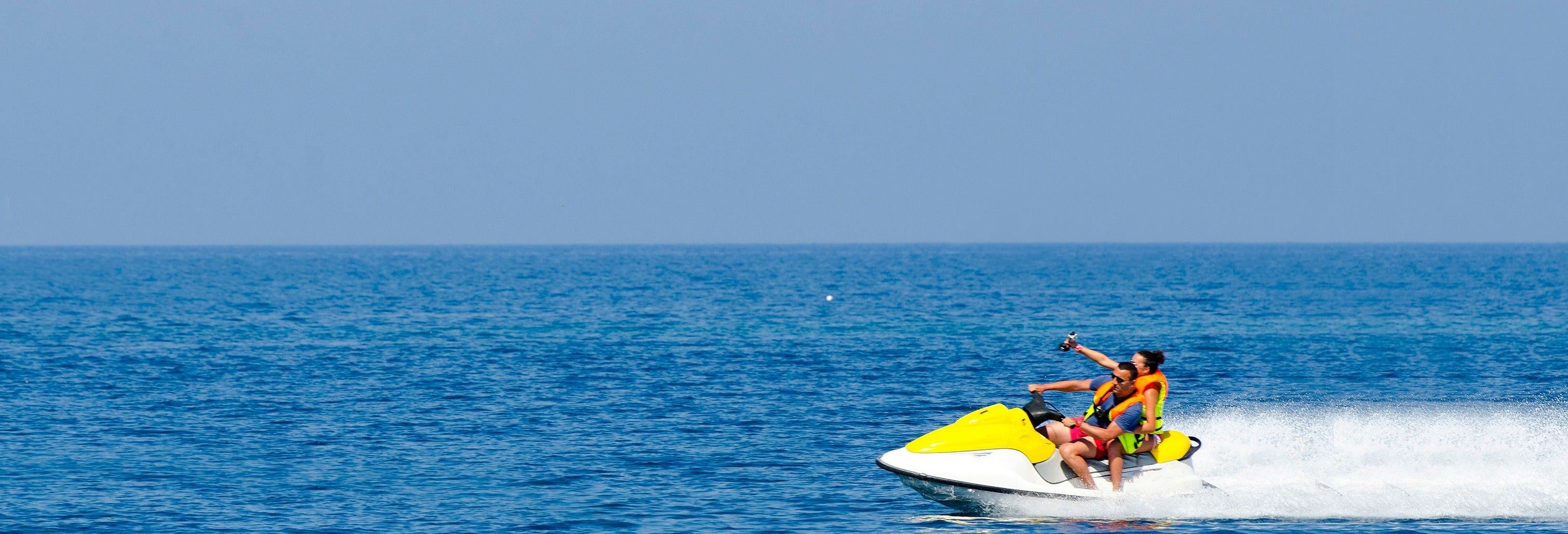 Tour di Benidorm in moto d'acqua