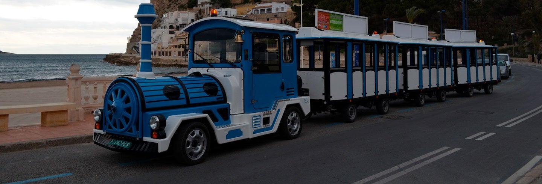 Tren turístico de Benidorm