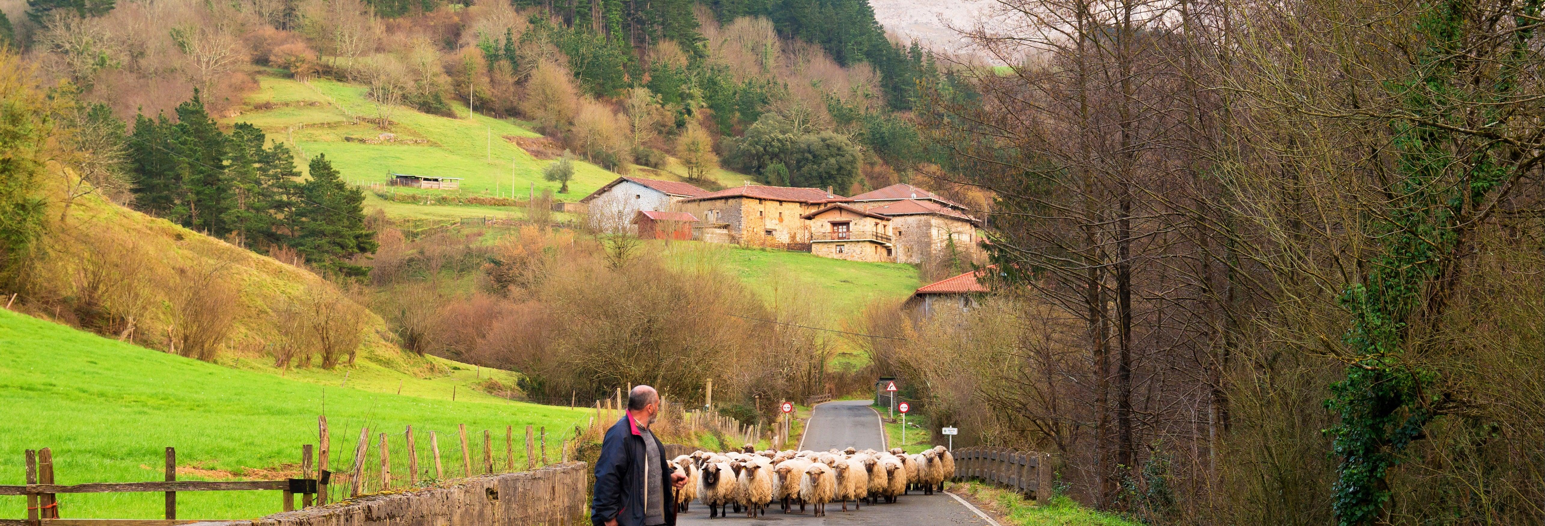 Elorrio, Oñati e Santuario di Arantzazu