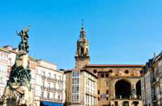 Excursión a Vitoria y el interior del País Vasco