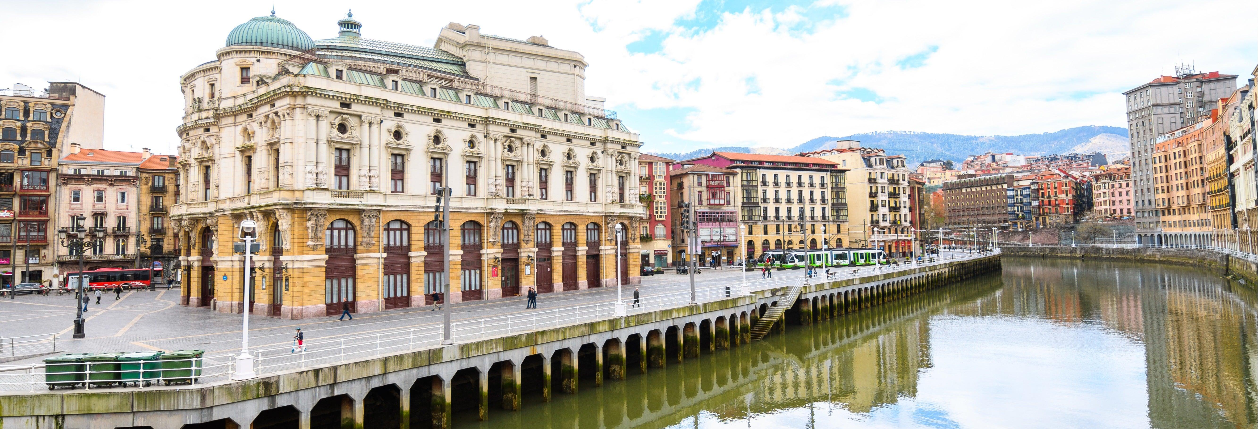 Free tour dans Bilbao. C'est gratuit !