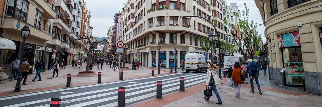 Compras en Bilbao