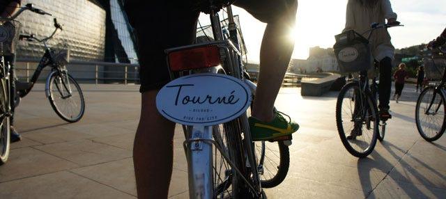 Tour en bicicleta por Bilbao