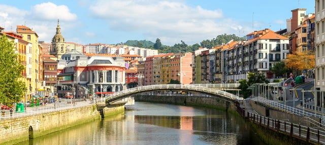 Tour por el Casco Viejo de Bilbao + Funicular de Artxanda