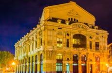 Free tour dos mistérios e lendas de Bilbao