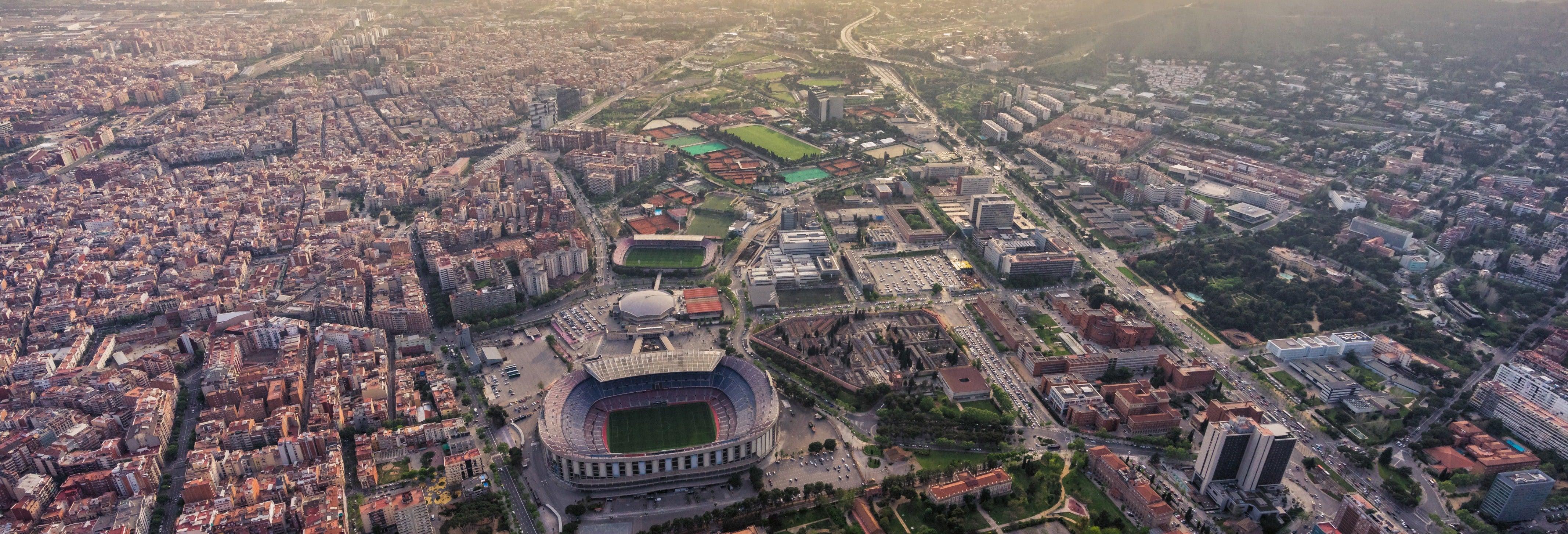 Camp Nou Experience + Font Mágica di Montjüic