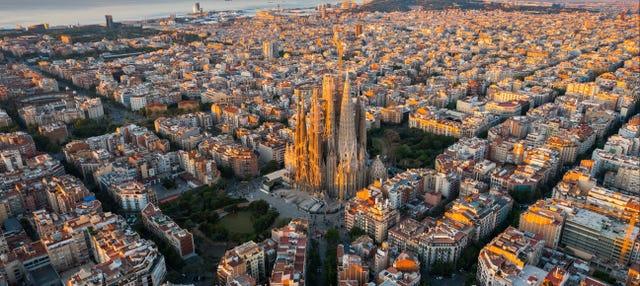 Excursión a Barcelona + Fuente Mágica de Montjüic