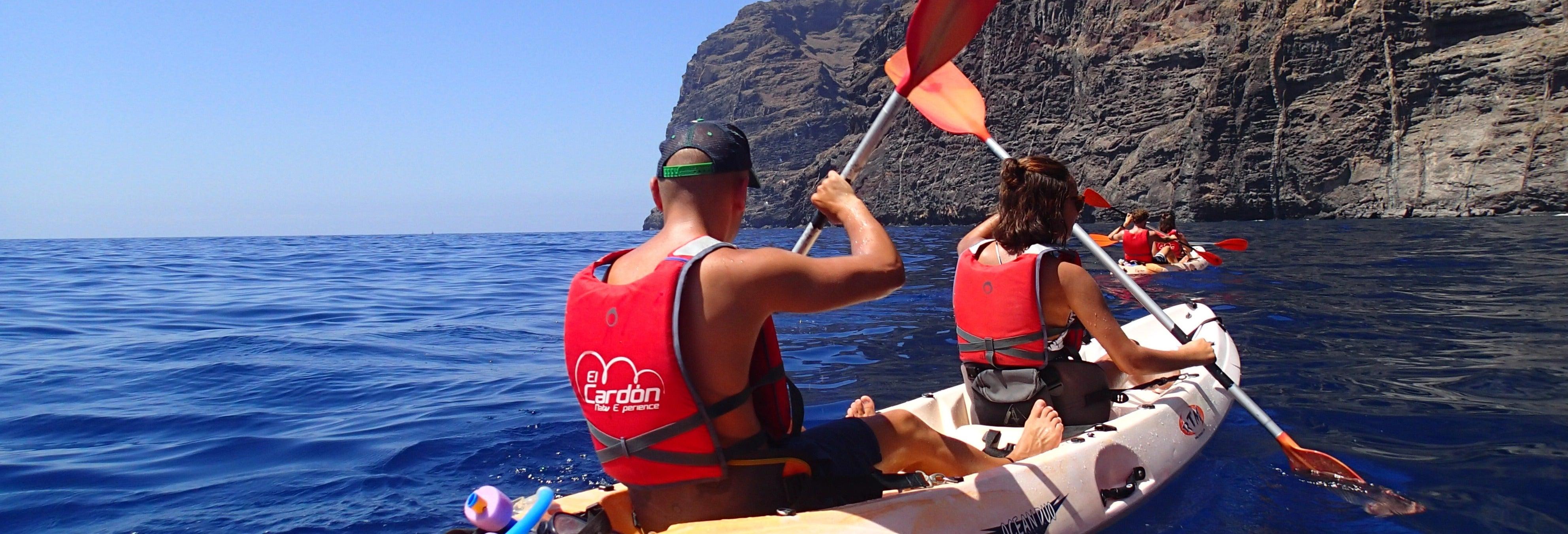 Tour di Punta de Teno in kayak