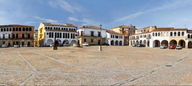 Excursión a Garrovillas de Alconétar y San Antonio de Padua