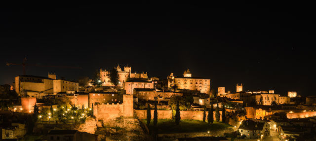 Observación de estrellas en Cáceres