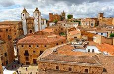 Tour de Cáceres al completo con entradas
