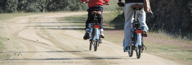 Tour rural de bicicleta por Cáceres