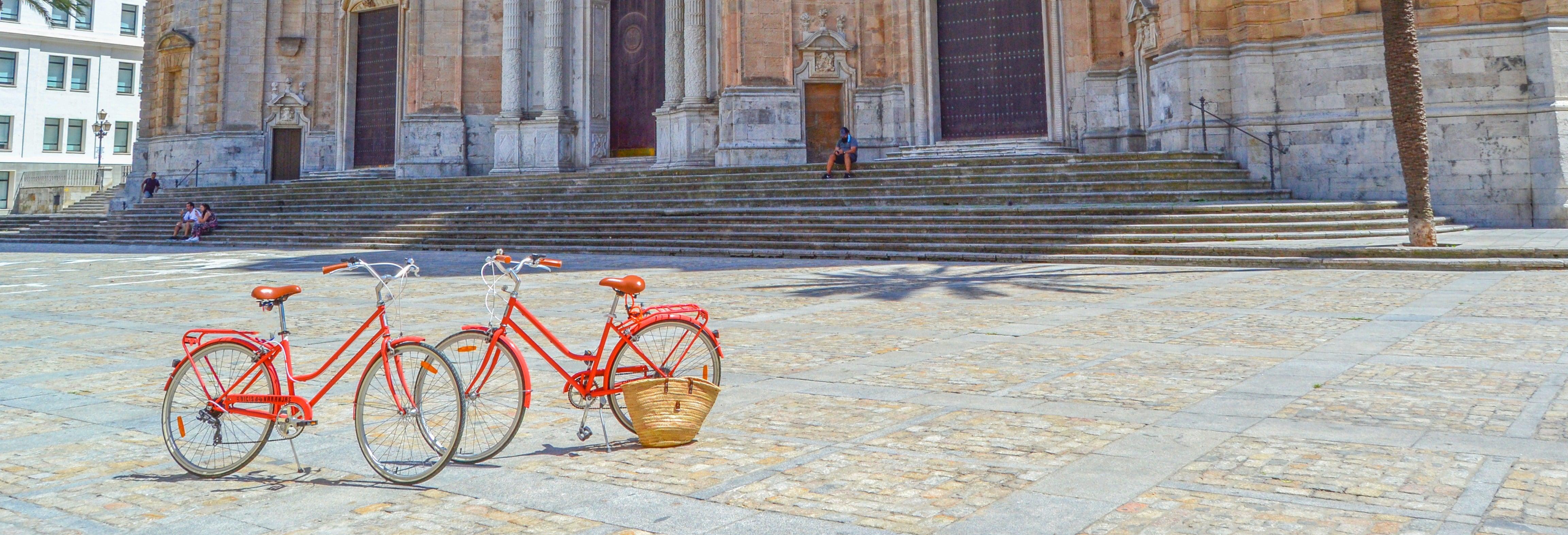 Alquiler de bicicleta en Cádiz
