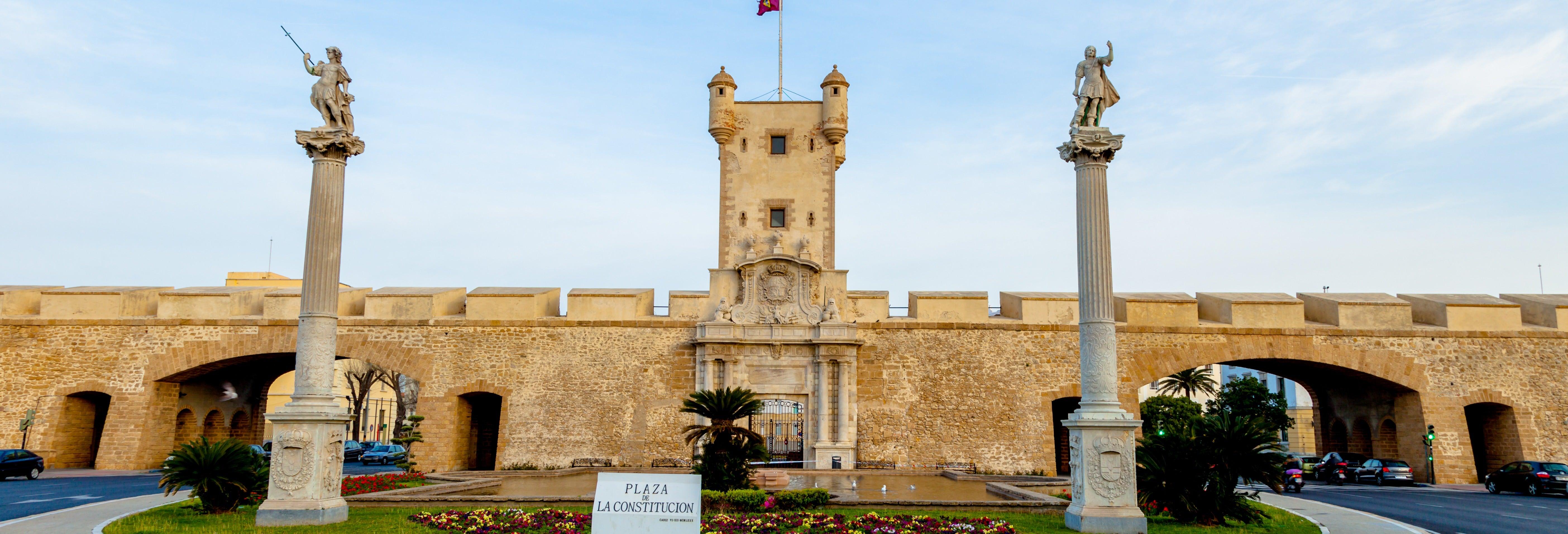Tour pela Cádiz medieval