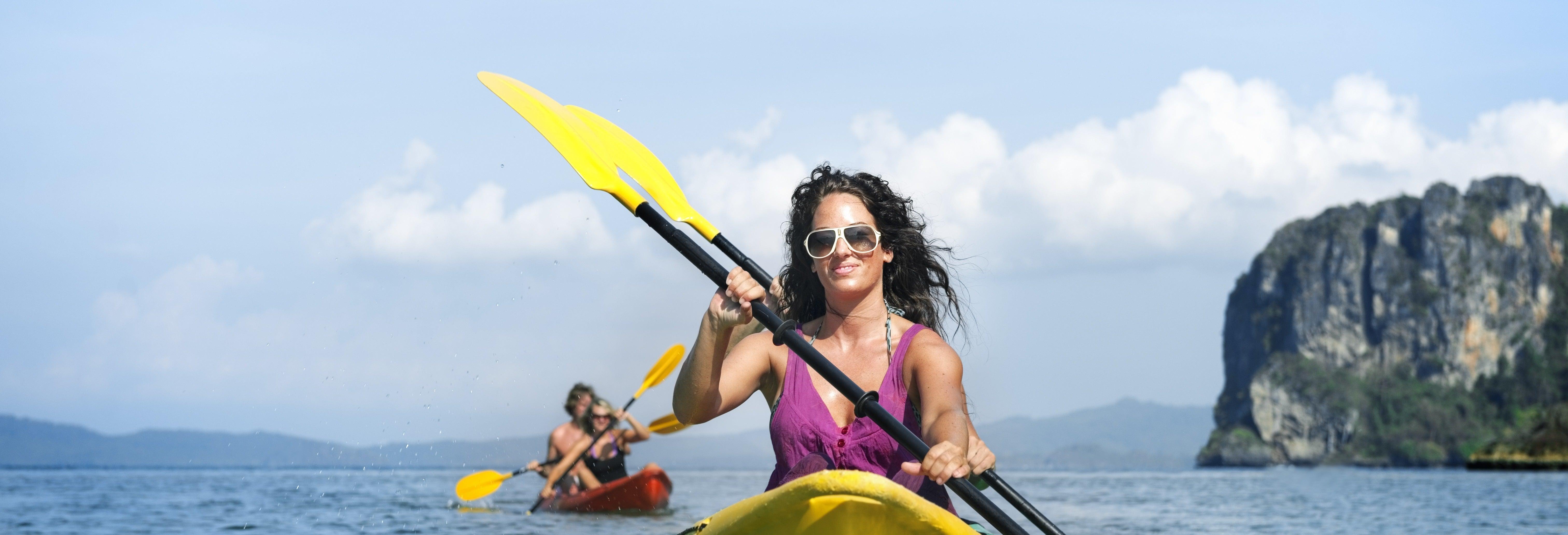 Ibiza Kayak and Snorkelling Tour