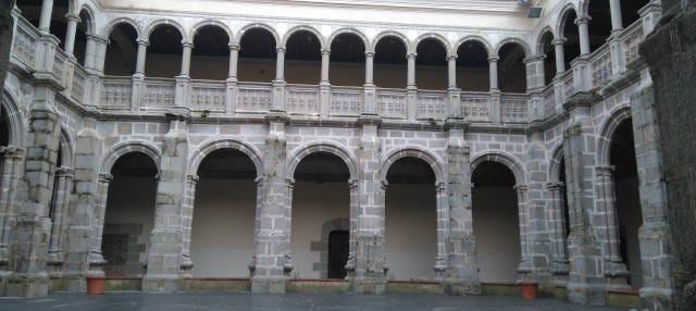 Visita guiada por el Conventual santiaguista