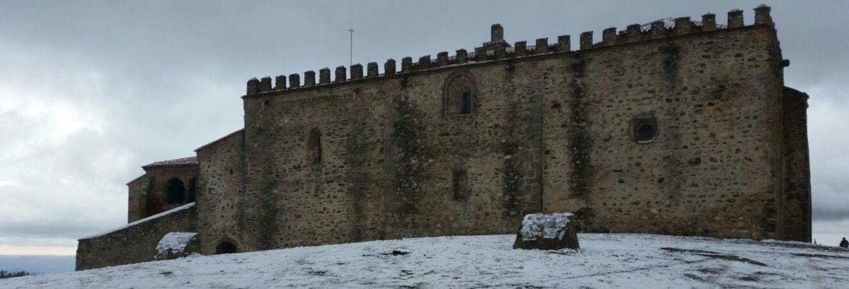 Visita guiada pelo Mosteiro de Tentudía
