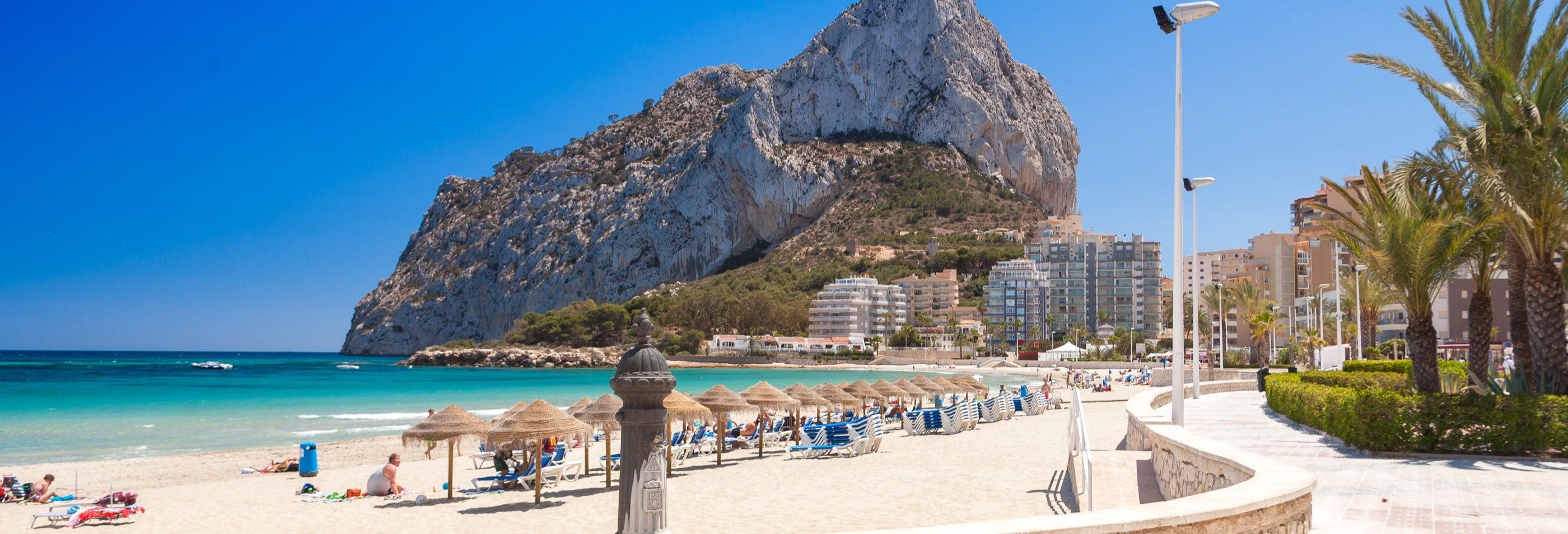 Giro in catamarano a Calp